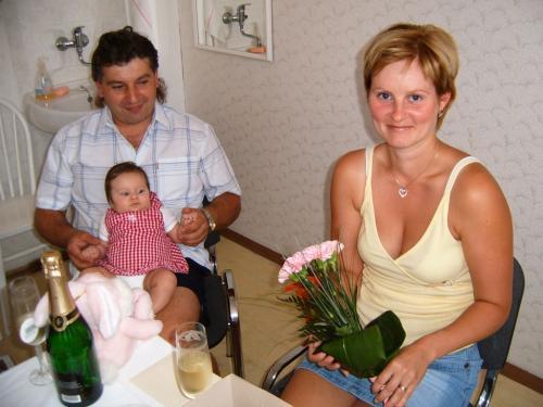 Čížkovi 2007