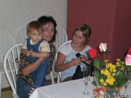 Vaněčkovi 2008